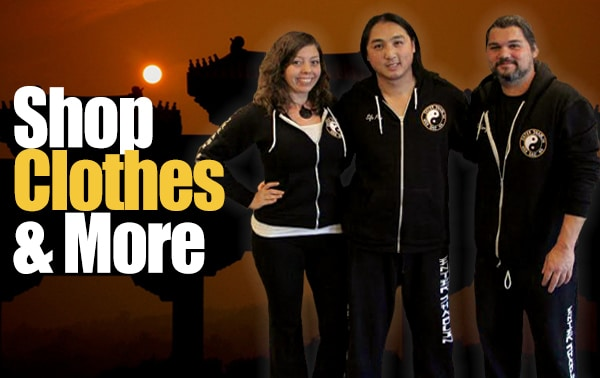 Shop Enter Shaolin Clothing & Gifts